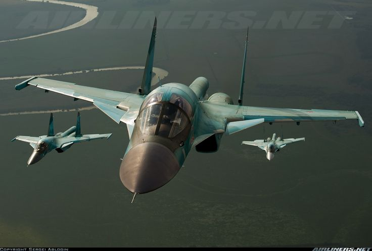 Su-34 Fullback – Updated