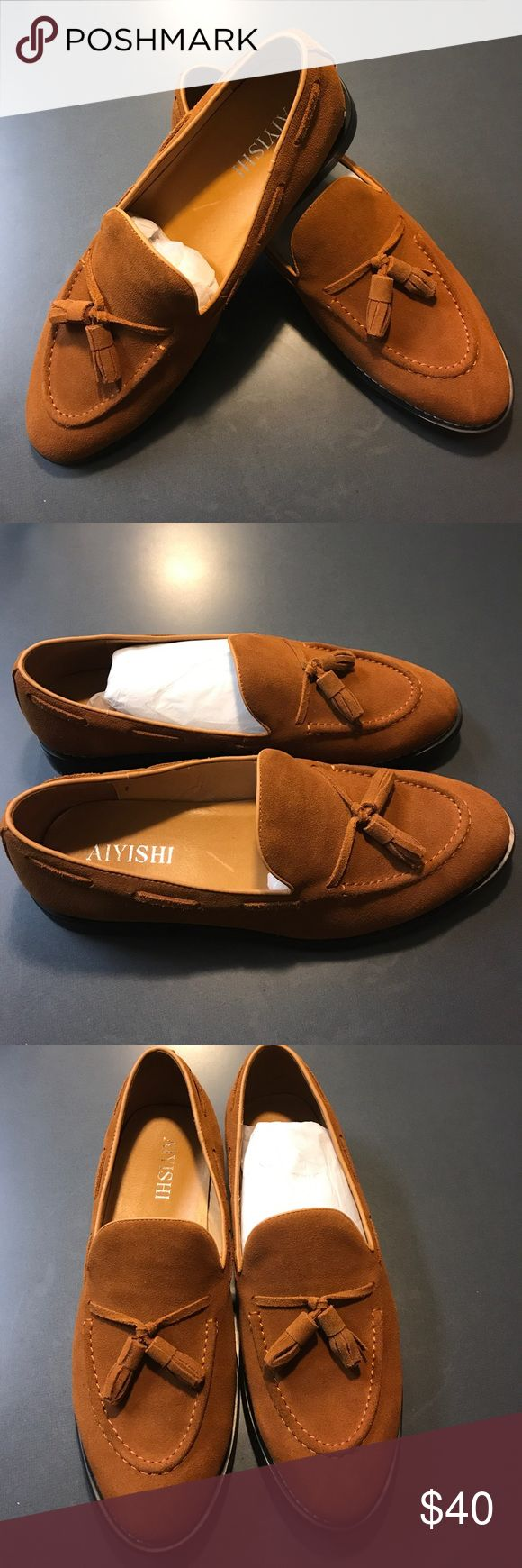 Men loafers Men loafers shoes brand new Shoes Oxfords & Derbys