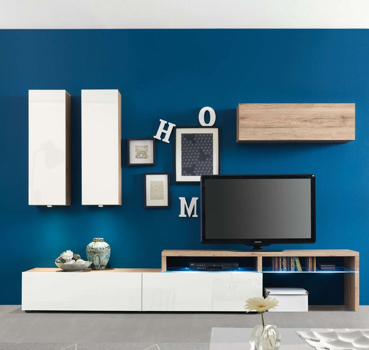 Amsterdam Wall Unit Combination 15972 By Creative Furniture