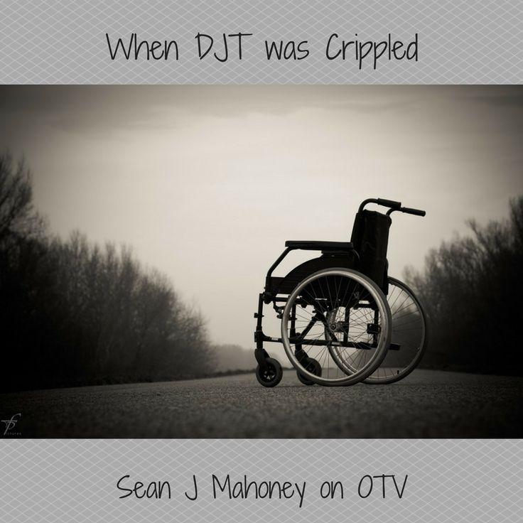 When DJT was Crippled