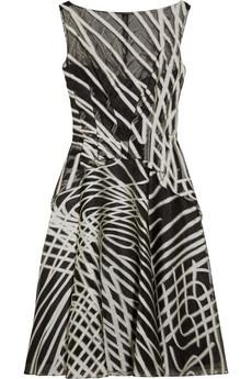 Lela Rose- pretty organza dress