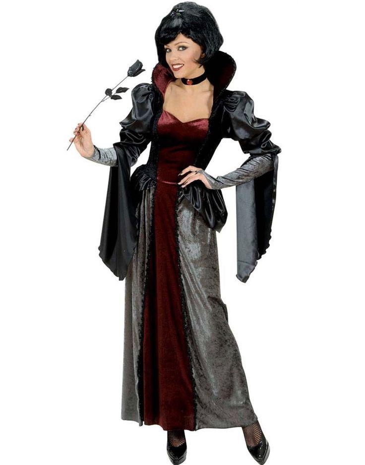 Mote og mer på nett Forførende Vampyr - Luksuskostyme og andre Vampyr, Djevel & Gotisk