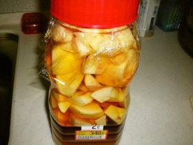 我が家のリンゴ酢