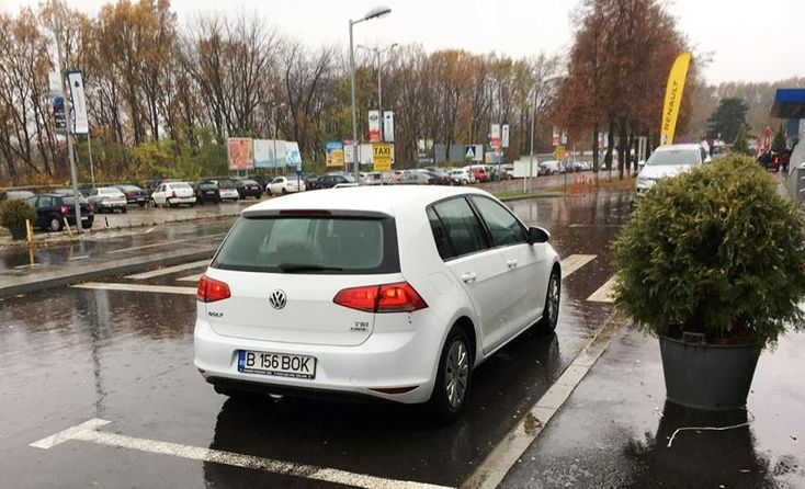 O întâlnire cu o maşină de bun venit în România   Autoboca Blog