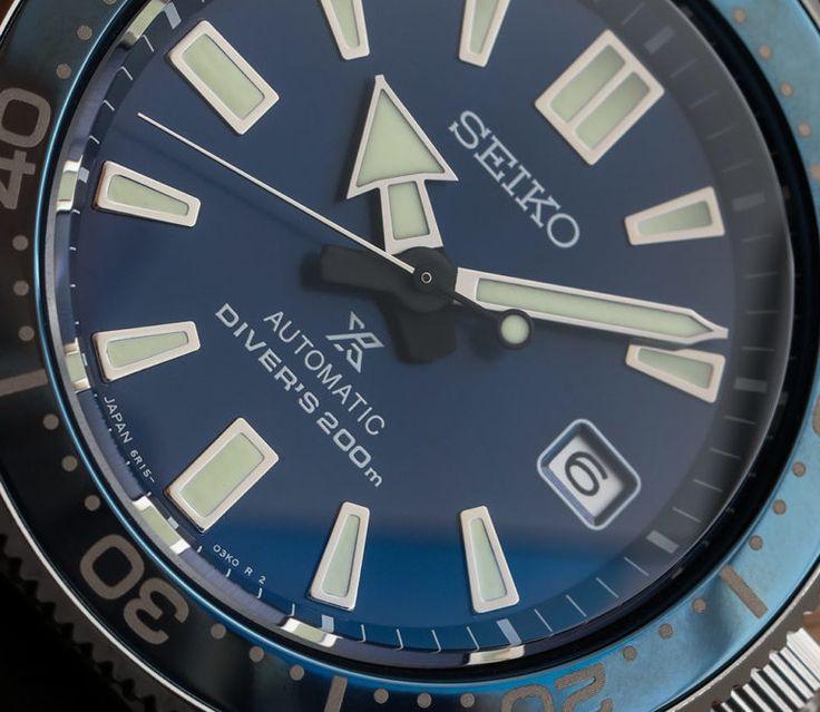 First Seiko Diver Prospex SLA017 'Re-Creation' & SPB051/53 'Re-Interpretation' Watches Hands-On Hands-On