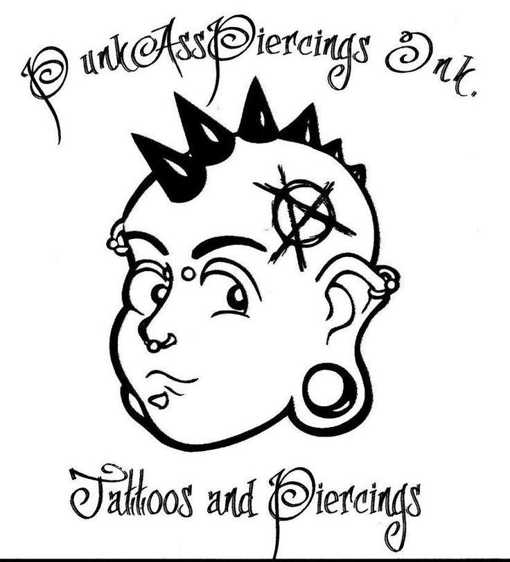 PunkAss logo