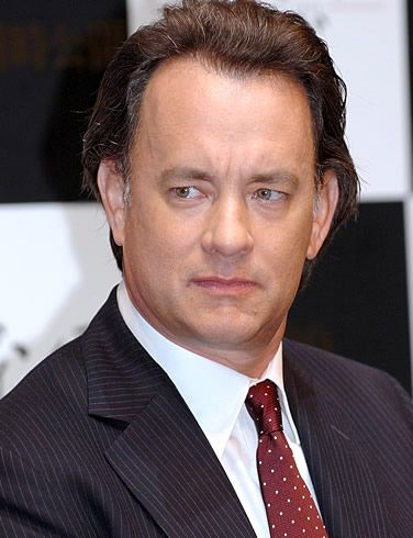 Tom Hanks  ~ Probably tied for my most favorite actors. I don't think I have missed many of his movies