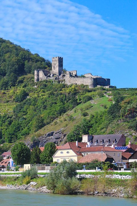 Why you should add a cruise through the Wachau Valley in Austria to your bucket list!!