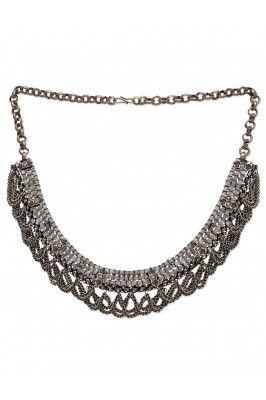 Toger Again Pretty Tribal Necklace For Women