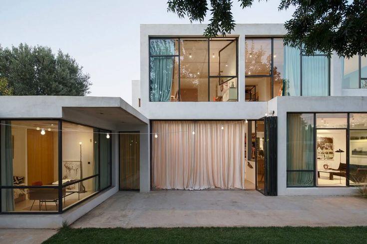 271 melhores imagens de fachadas no pinterest arquitetura fachadas e casas de praia. Black Bedroom Furniture Sets. Home Design Ideas