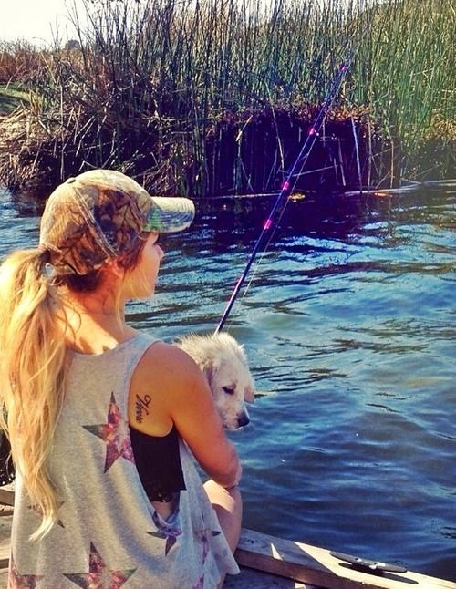 178 best images about fishing on pinterest fish hook for Country girl fishing