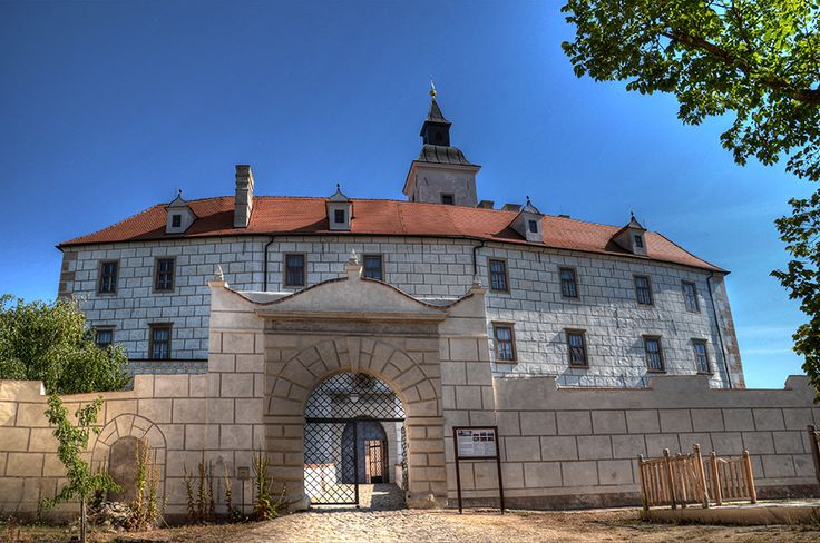 starý zámek / old castle Jevišovice
