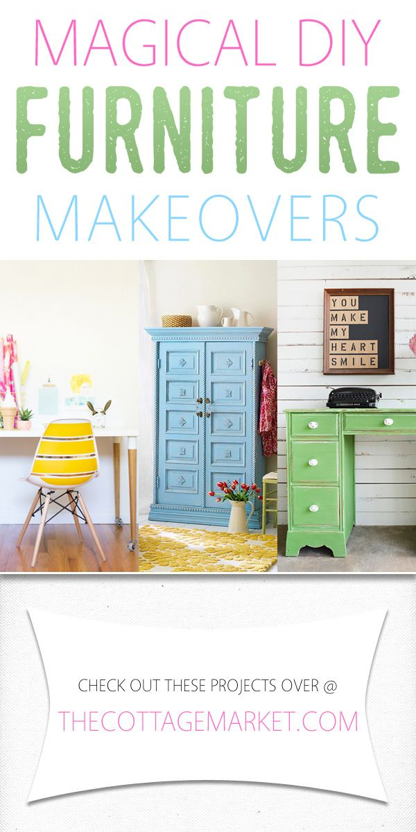 1000 Images About Painted Vintage Furniture That I Love On Pinterest