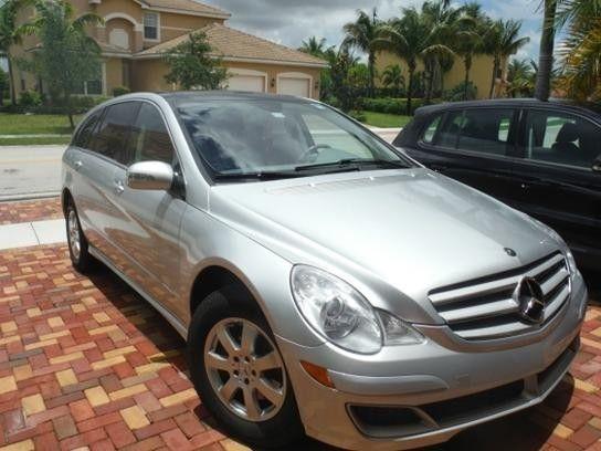 2007 Mercedes-Benz R350 4MATIC - Price US$19.900,00