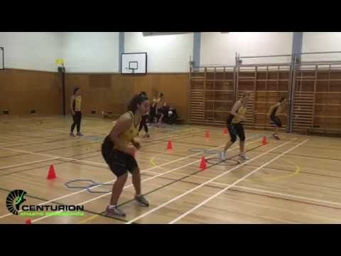 CAPTeam- Central Pulse Team: How a Pro Netball Team Trains... - YouTube