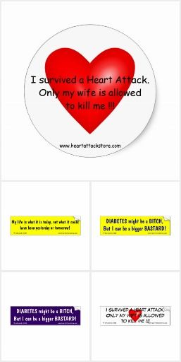 Motivating Thoughts and Sayings For a Day - #sticker #saying #quote #scar #tattoo #heartattack #diabetes #cvd #motivation #zazzle Click on photo to view item then click on item to see how to purchase that item.