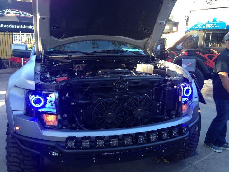 Ford Raptor Retrofit Headlights
