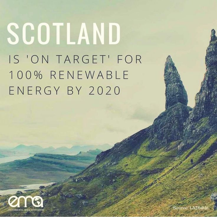 We always love to share positive news on sustainability! Scotland will be one of the first to use 100% sustainable energy and many more will follow in their footsteps. _______________________________________________________ #TRECares: Renewable energy will prove to be integral to the survival of our Earth. As our non-renewable energy sources rapidly dwindle activities that seem so mindless such as powering our houses or driving to work will become increasingly difficult. As we begin to…