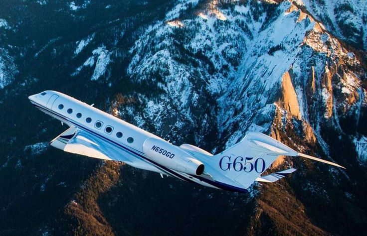 June 7, 2016 -  Palaces in the sky:   Opulent hotels with wings, pampered billionaires who wouldn't dream of setting foot in a run-of-the-mill first-class cabin on a commercial aircraft.  -    Gulfstream G-650: $70 million:    The largest, fastest, most expensive jet made by the prestigious aerospace firm, the G-650 has a base price of $70 million but many buyers opt for fancy extras that can bump up the total cost into the hundreds of millions of dollars.