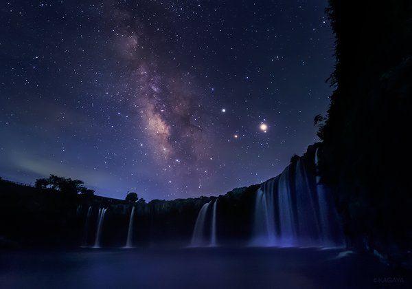 大分県 原尻の滝                                                                                                                                                                                 もっと見る