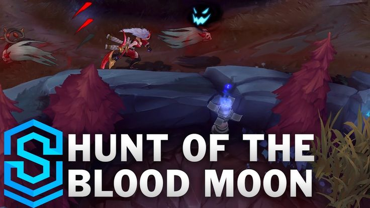 Hunt of the Blood Moon - New Game Mode - League of Legends online https://www.youtube.com/watch?v=YfpnBeMlIXE #games #LeagueOfLegends #esports #lol #riot #Worlds #gaming