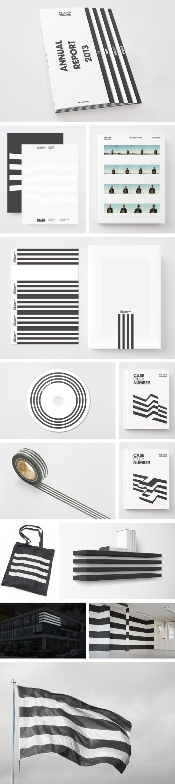 TIN CAN #packaging #branding #marketing PD