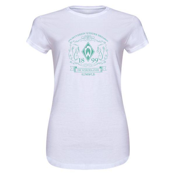 Werder Bremen Die Werderaner Junior Womens T-Shirt