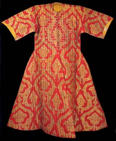 Ottoman Clothing And Garments, Caftan, Selim I The Terrible