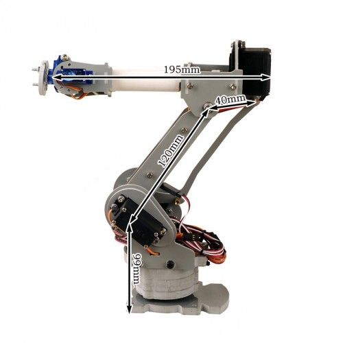 25 best ideas about arduino robot arm on pinterest diy Motor for robotic arm