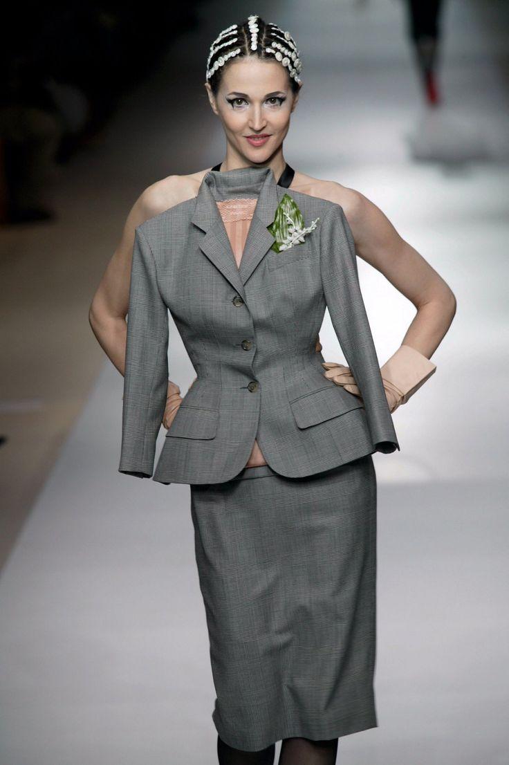 93 best fashion → jean paul gaultier images on Pinterest | Jean ...
