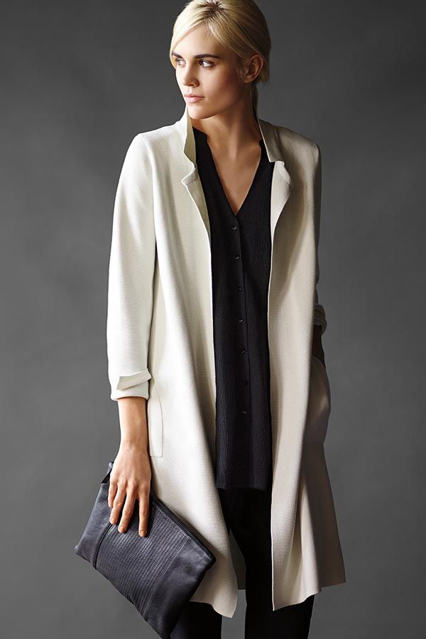 Welcome to the A-List: Elevate your wardrobe with designer staples from Eileen Fisher.