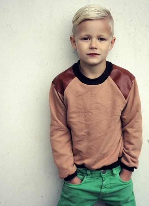 His mom makes the most beautiful clothes. Perfect boy model.