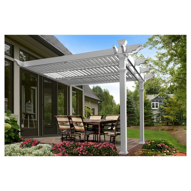 17 Best Ideas About Outdoor Pergola On Pinterest