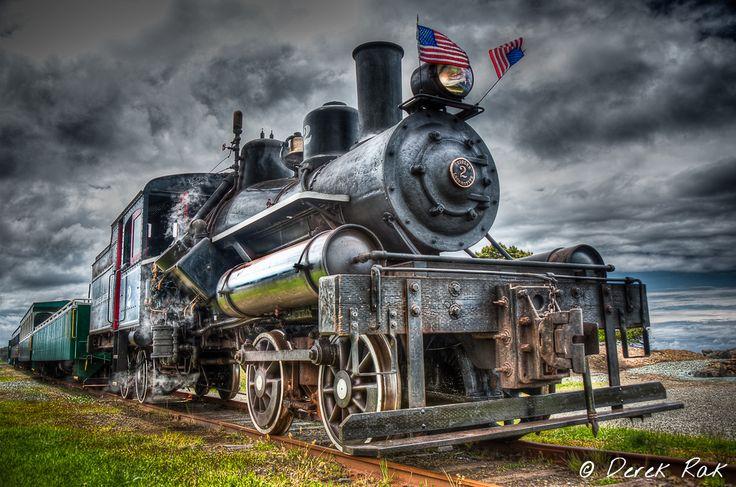 steam locomotive hd wallpapers - photo #16