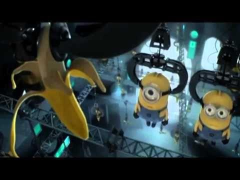 Minions - Banana! Funny Movie! - YouTube