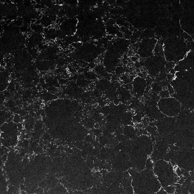 Nero Venata- A new black quartz to the range this year. It features a marble effect throughout, which is exclusive to Rock & Co.