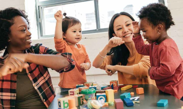 Caring Relationships: The Heart of Early Brain Development | National Association for the Education of Young Children | NAEYC YC | Young Children Journal