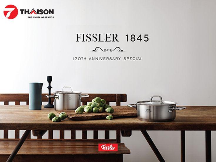 Bộ nồi từ Fissler mang dấu ấn thương hiệu - Siêu thị Bếp Thái Sơn http://bepthaison.vn/tin-tuc/fissler-1845-bo-noi-tu-mang-dau-an-thuong-hieu