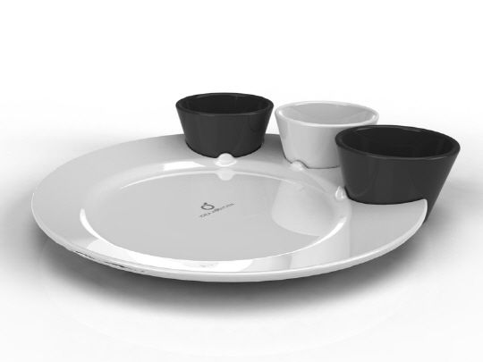 idea design dish/plate Bear foot Plate 아이디어 접시,그릇,식기 곰발접시