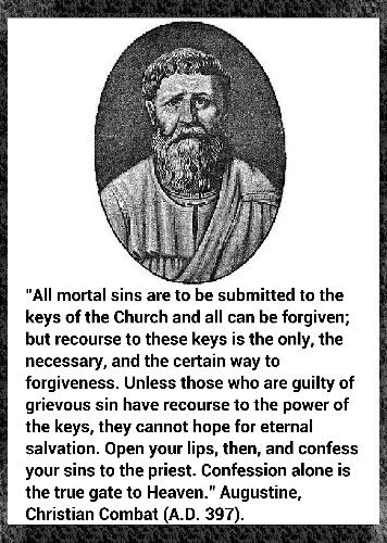 an overview of confessions by st augustine Free essay: st augustine's confessions st augustine is a man with a rational  mind as a philosopher, scholar, and teacher of rhetoric, he is trained in and.