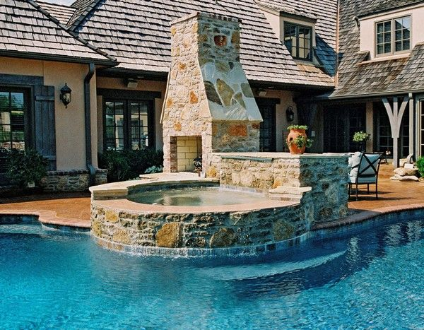 453 best images about cool pools hot tubs and spas on - Swimming pool companies ...
