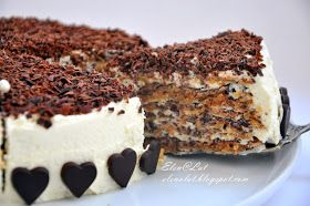 Sweet and not Sweet: Итальянский ореховый торт