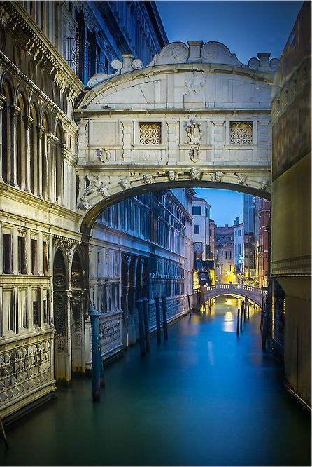 ~~bridge of sighs |  Piazza San Marco, 1, Venezia, Italy by gazzajb: Digital Photography Review~~