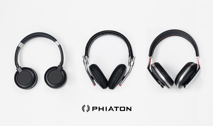 PHIATON Premium Headphones FUSION MS 430 BRIDGE MS 500 CHORD MS 530