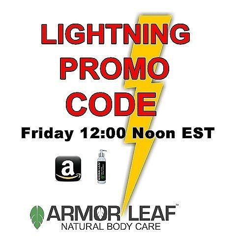 """No email no hassle just a free gift! SEND MESSAGE: """"LIGHTNING WINNER"""" to @armor.leaf.naturals now for a chance to win! This giveaway is for a limited time. TODAY 12:00pm @armor.leaf.naturals - share tag and like   Lightning Promo Code: More Fun! On Friday this week we will announce the Armor Leaf Lightning Promo Code. The first person to Direct Message """"LIGHTNING WINNER"""" to armor.leaf.naturals will WIN (U.S. residents only). We wanted to make it fun without asking anyone for their email this…"""