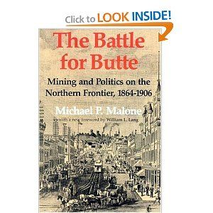 The Battle for Butte (Emil and Kathleen Sick Lecture-Book Series in Western History and Biography) by Michael P. Malone. $28.95. Series - Emil and Kathleen Sick Lecture-Book Series in Western History and Biography (Book 4). Publication: January 1, 2006. Author: Michael P. Malone. Publisher: University of Washington Press (January 1, 2006) - bookclubexpress.com