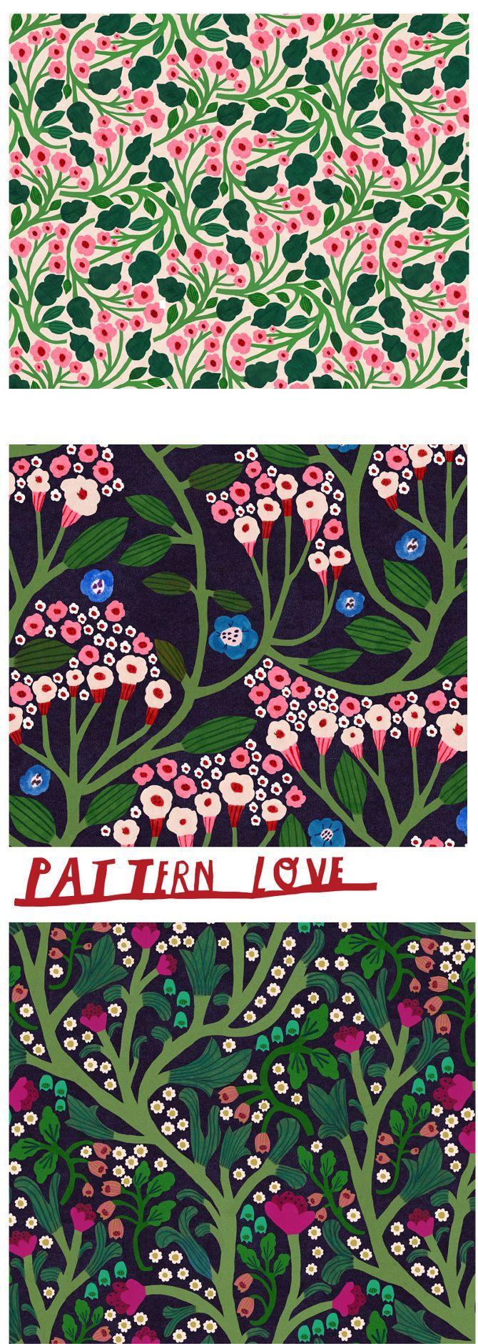 patterns - walkyland