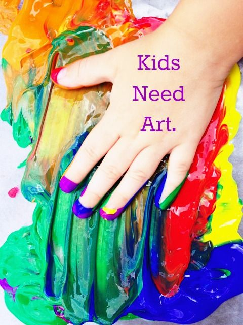 Art education is as important to kids as a solid foundation in reading, math and science. Check out the studies, articles and see who's advocating for art education for kids.