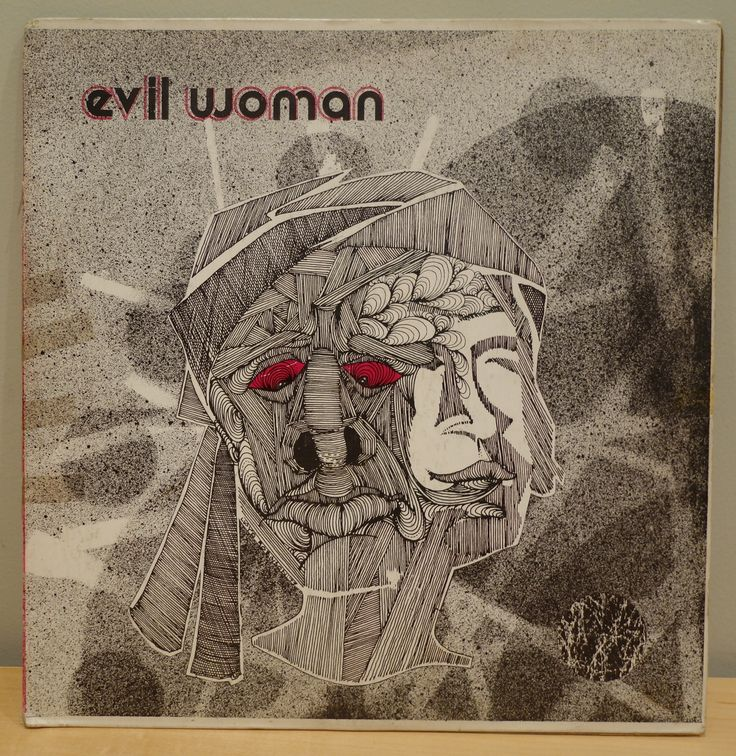 """Wayne Wade - Evil Woman - 1978 Published by Grove Music Distributed by Vivian """"Yabby You"""" Jackson.  Well, as soon as I saw that Mr. Wade was backed by the Gladiators Band; I knew we we in for some good stuff.  But dang, this one borders on must have status here.  4 1/2 stars on this LP."""