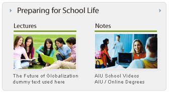 Bachillerato a Distancia, Preparatoria abierta por internet, Cursos de Prepa y Bachiller virtuales en linea - AIU High School